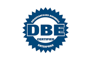 Certified Disadvantaged Business Enterprise logo