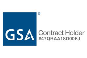 GSA Contract Holder logo