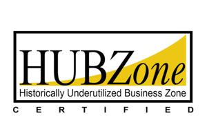 Historically Underutilized Business Zones logo