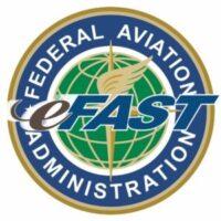 Federal Aviation Administration eFast logo