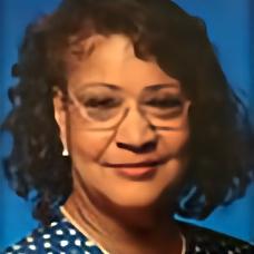 portrait of Rita Hardy-Thompson